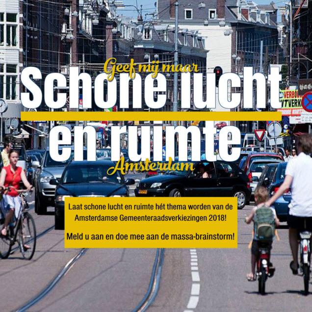 Geef mij maar schone lucht en ruimte Amsterdam637